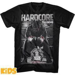 Детская футболка Hardcore Training The Moment of Truth