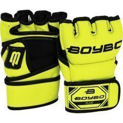 МMA перчатки BoyBo Fluo
