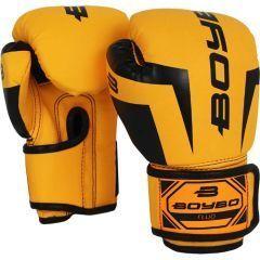 Боксерские перчатки BoyBo Fluo