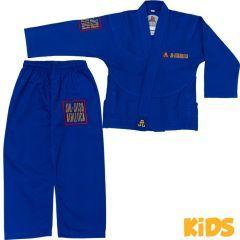 Детское кимоно (ги) для бжж Storm Modelo - синий