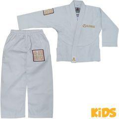 Детское кимоно (ги) для бжж Storm Modelo - белый