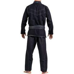 Кимоно (ги) для БЖЖ Gr1ps Leo Cor - черный