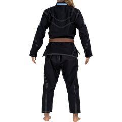 Женское кимоно (ги) для БЖЖ Gr1ps Leo Cor - черный
