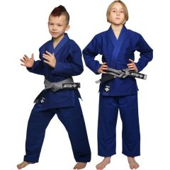 Детское кимоно (ги) для БЖЖ Jitsu Puro Blue