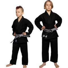 Детское кимоно (ги) для БЖЖ Jitsu Puro Black