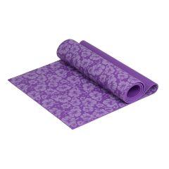 Коврик для йоги 6 мм IRONMASTER фиолетовый
