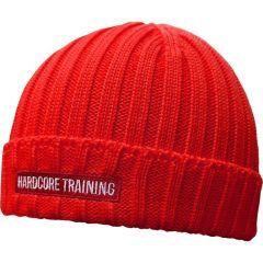 Шапка Hardcore Training Classic Red