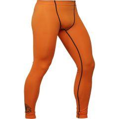 Компрессионные штаны Hardcore Training Perfect Orange