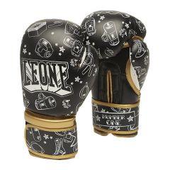 Детские боксерские перчатки Leone Number One