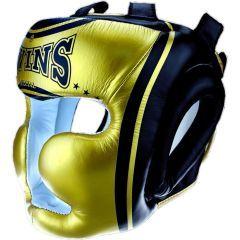 Боксерский шлем Twins FHG-3TV4