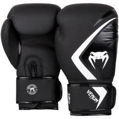 Боксерские перчатки Venum Contender 2.0 Black/Grey-White