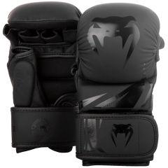 Гибридные ММА перчатки Venum 3.0 Black/Black