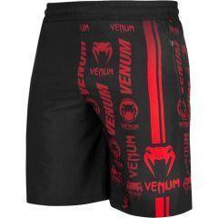Спортивные шорты Venum Logos Black/Red
