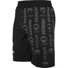 Спортивные шорты Venum Logos Black/Grey