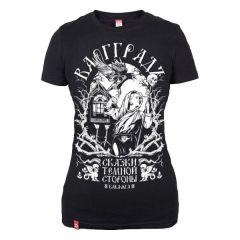Женская футболка Варгградъ Время ведьм