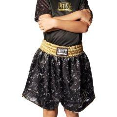 Детские шорты для тайского бокса Leone Number One