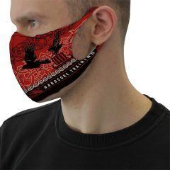 Защитная неопреновая маска Hardcore Training Viking