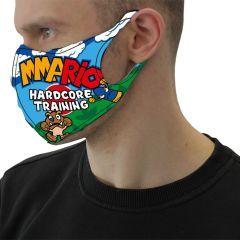 Защитная неопреновая маска Hardcore Training MMArio