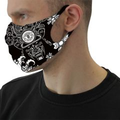 Защитная неопреновая маска Hardcore Training Koi