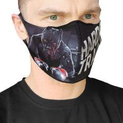 Защитная неопреновая маска Hardcore Training The Moment of Truth