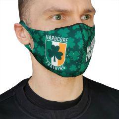 Защитная неопреновая маска Hardcore Training Irish Fight