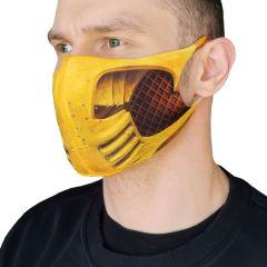 Защитная неопреновая маска Hardcore Training Scorpion