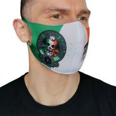 Многоразовая неопреновая маска Hardcore Training Irish League