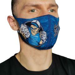Многоразовая неопреновая маска Hardcore Training Good Old Boxing