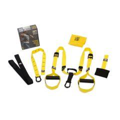 Петли для функционального тренинга Original FitTools - желтый