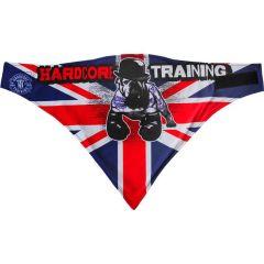 Многоразовая маска-бандана Hardcore Training Spirit Of Britain