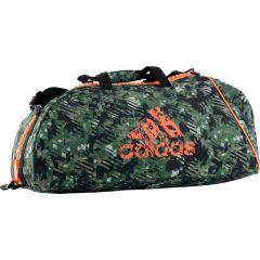 Спортивная сумка Adidas Combat Camo L