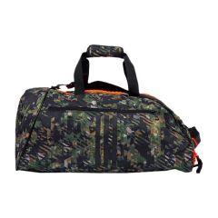 Спортивная сумка Adidas Combat Camo M