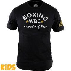 Детская футболка Adidas WBC