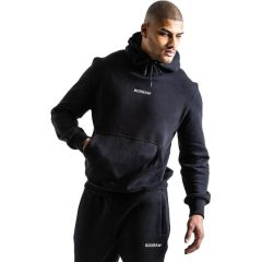 Худи BoxRaw Johnson Black