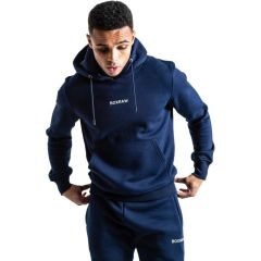 Худи BoxRaw Johnson Navy