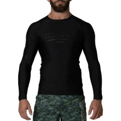 Рашгард Gr1ps Armadura Pro High-Compression Black/Black
