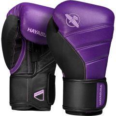 Боксерские перчатки Hayabusa T3 Purple/Black