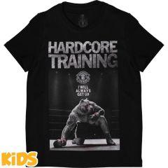 Детская футболка Hardcore Training Die Hard