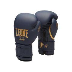 Боксерские перчатки Leone Blue Edition GN059B