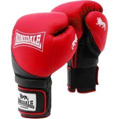 Боксерские перчатки Lonsdale Red/Black
