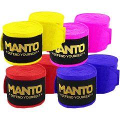 Боксерские бинты Manto Defend