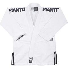 Кимоно (ги) для БЖЖ Manto X3 White V2 - белый