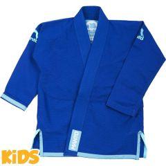 Детское кимоно (ги) для БЖЖ Manto Junior 2.0 - синий