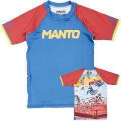 Детский рашгард Manto Gym