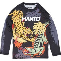 Детский рашгард Manto Jungle
