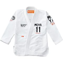 Кимоно (ги) для БЖЖ Moya Brand VS19 - белый