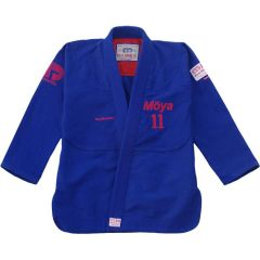 Кимоно (ги) для БЖЖ Moya Brand Bruticus - синий