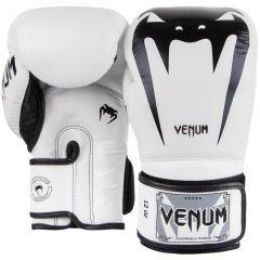 Боксерские перчатки Venum Giant 3.0 White/Black