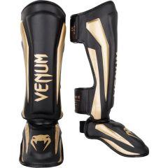 ММА шингарды Venum Elite Black/Gold