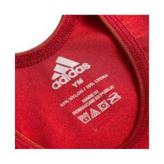 Трико борцовское детское Adidas Wrestling Solid Singlet красное